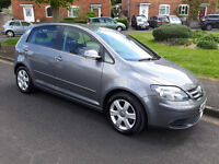 VW GOLF Plus 1.9 TDI SE - Low Milage - Great condition - Air Conditioning - 2007