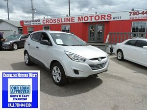 2015 Hyundai Tucson LOW KM LOTS OF WARRANTY LEFT YOU ARE APPROVE