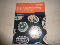 Salters-Nuffield Advances Biology for Edexcel A2 Biology student text book