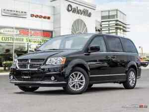 2018 Dodge Grand Caravan SXT PREMIUM PLUS | NAV | DVD | POWER DO