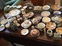 Assorted collection of Vintage China
