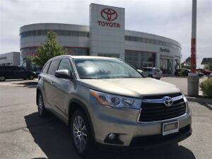 2016 Toyota Highlander XLE - Fully Loaded - Save $$ over New!!
