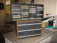 MUSICAL STORAGE CABINETS