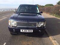2004 Range Rover 63600 miles 4.4 Petrol. Fully Loaded/Upgraded/Serviced/Full MOT