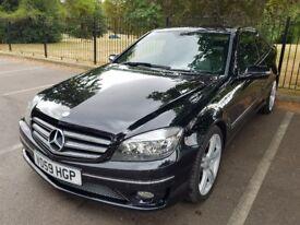 Mercedes CLC 2door Diesel Sport