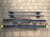 Roof Bars and Bike carrier roof rack