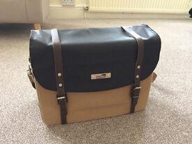 Vintage panier bag