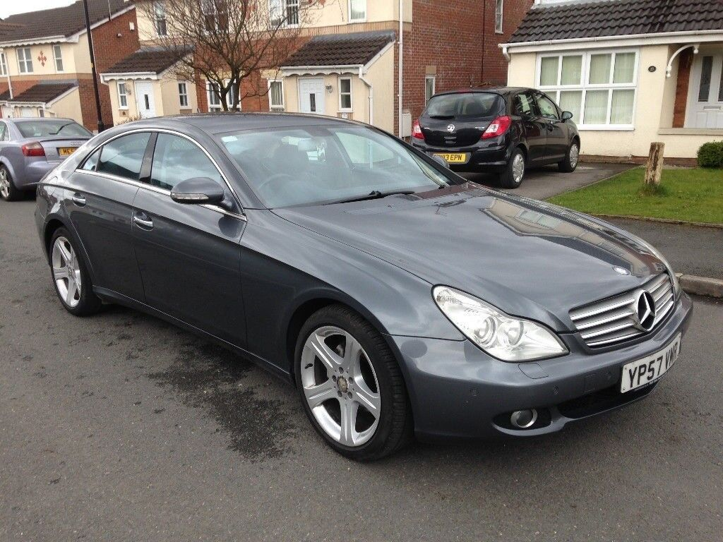 mercedes cls 320 cdi 7g tronic 57 plate in oldham manchester gumtree. Black Bedroom Furniture Sets. Home Design Ideas