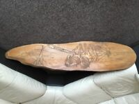 1970's Yorkshire Wood Carving