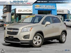 2014 Chevrolet Trax LT w/ ONLY 42K! *BLUETOOTH*CRUISE CONTROL*TU