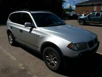 MUST SEE!!!2004 BMW X3 2.5i SUV, Crossover