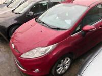 Ford Fiesta 1.4 TDCi 1year MOT, new model NEW 12 MONTHS MOT & TAXED with only £20 tax a year £1800