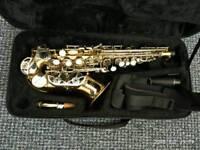 Saxophone soprano curwed sms academy