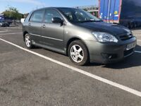 TOYOTA COROLLA T3 D-4D 5Door, Auto 1400cc One owner, One year Mot, Service history