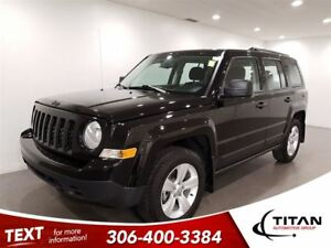 2015 Jeep Patriot Local|Sport|4X4|Automatic|Bluetooth