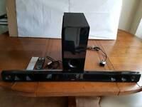 LG 300 watt soundbar