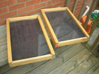Display cases job lot ideal for car boot