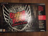 Guitar Hero PS3 bundle, plus extra game