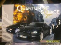 James Bond Micro Scalextric Boxed