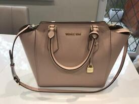 8a35ff9750a3 Pink leather Michael Kors bag | in St Osyth, Essex | Gumtree