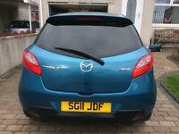 Mazda 2 Takuya 1.3, £30 per year road tax, one owner, non smoker, Full dealer service history