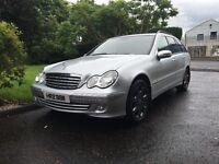 05 Mercedes C320 CDI estate (6 cylinder )