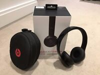 Beats Solo 3 Wireless Headphones. 1 week Old. Used once.