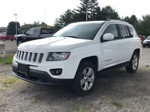 2014 Jeep Compass North / 4X4 / LEATHER / ALLOY RIMS