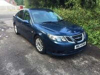 2009 Saab 9-3 93 tid diesel privacy glass sat nav part leather lovely looking car just had service