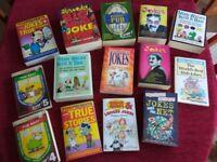Selection of Joke Books