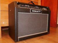 Hiwatt Maxwatt G100 112R (100w Guitar Amp)