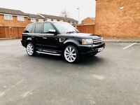 RANGE ROVER SPORT HSE 2.7diesel special editions