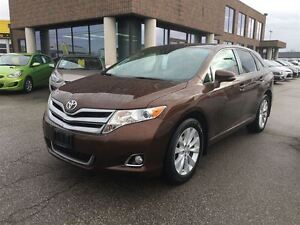 2013 Toyota Venza WITH LEATHER & MOONROOF Oakville / Halton Region Toronto (GTA) image 1