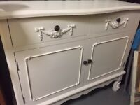 Toulouse Ivory bedroom chest