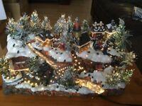 Christmas Village Nativity Scene Ornament Xmas decoration. Maidstone £10.00