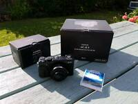 Fuji xe1 with 27mm lens