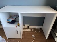 Less than year old desk/dressing table