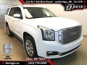 Used 2015 GMC Yukon Denali 4WD-Navigation, Sunroof, Heated/Coole