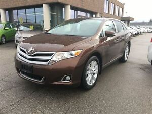 2013 Toyota Venza WITH LEATHER & MOONROOF Oakville / Halton Region Toronto (GTA) image 2