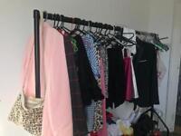 6ft clothes rail