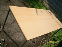 2 large office tables £22 each Free Local delivery