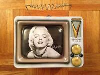 Marilyn Monroe Television Lunch Box
