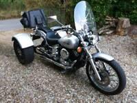 Trike Yamaha XVS650