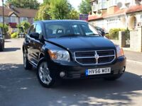 Dodge Caliber 2.0 TD SXT 5dr [NEW MOT+LEATHER+FSH