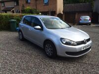Volkswagen Golf 1.4 2009 Low Milage £4000