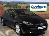 Vauxhall Astra GTC SPORT S/S (black) 2014-12-18