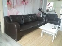 Sofa bed and chair I am open for offers