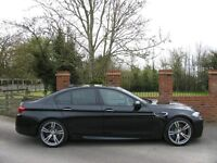 BMW M5 F10 2014 SOME PARTS AVAILABLE
