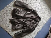 LEATHER JACKET QUICK SALE FOR CASH £15