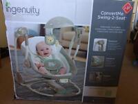 Ingenuity convertme swing 2 seat